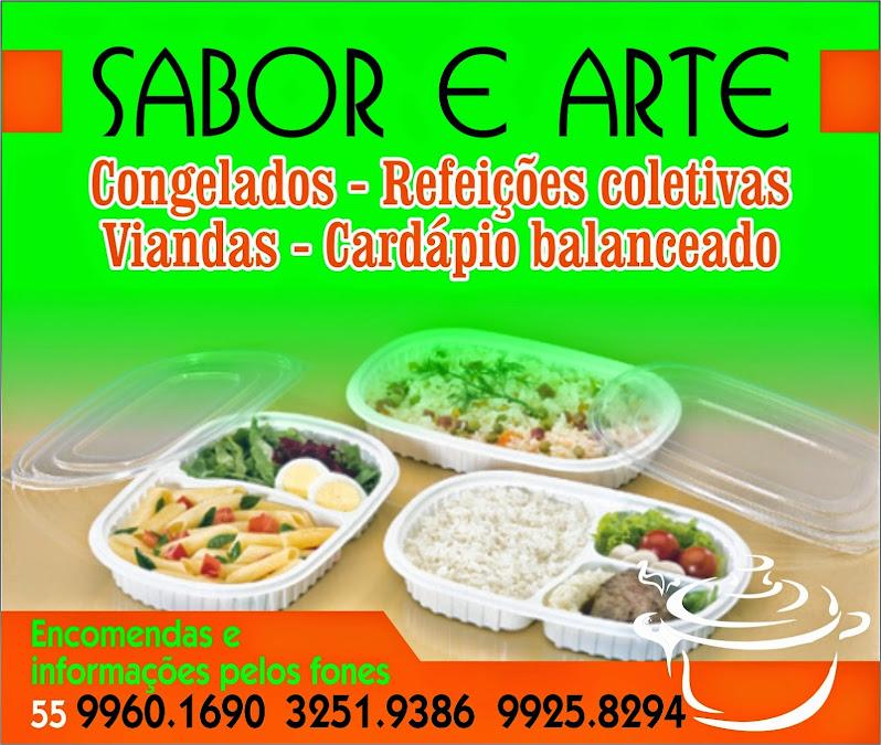 Viandas Sabor e Arte em Santiago