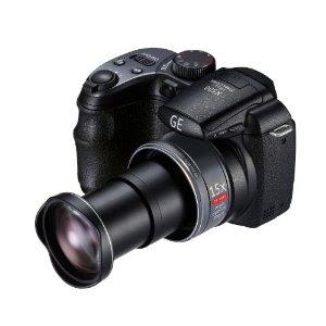 GE X500 Camera : DiGiView | Digital Camera Review and Photography Blog