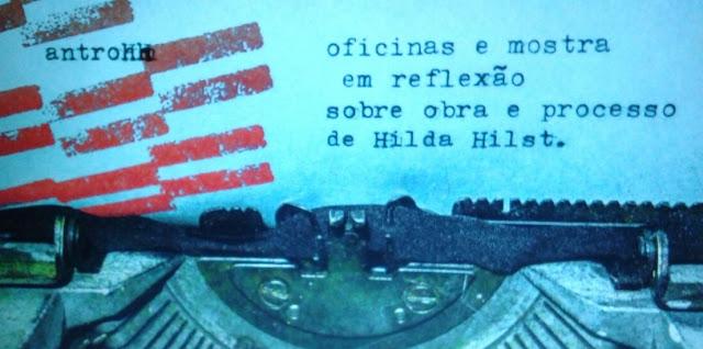 Após a conclusão da série de oficinas a casa onde morou a escritora brasileira Hilda Hilst, Casa do Sol Viva - que abriga o Instituto Hilda Hilst - recebe a mostra AntroHH. (Foto: Divulgação)