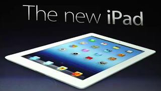 new ipad 3