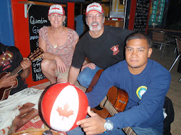 Our hosts in Tonga