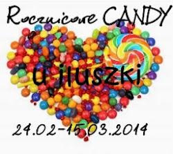 Wygrane Candy u Iluszki 15.03