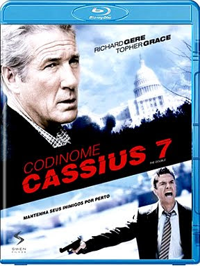 Filme Poster Codinome Cassius 7 BDRip XviD Dual Audio &amp; RMVB Dublado