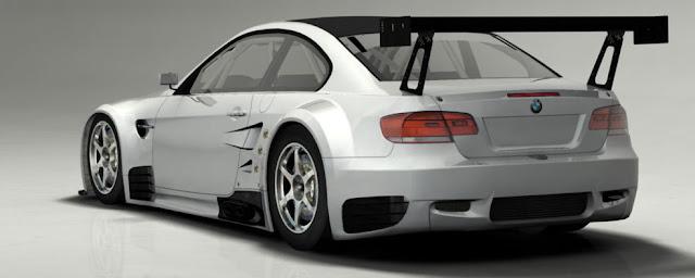 BMW E92 M· GT2 rFactor SimraceWay
