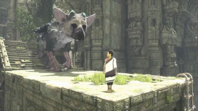 E3 2015 The Last Guardian
