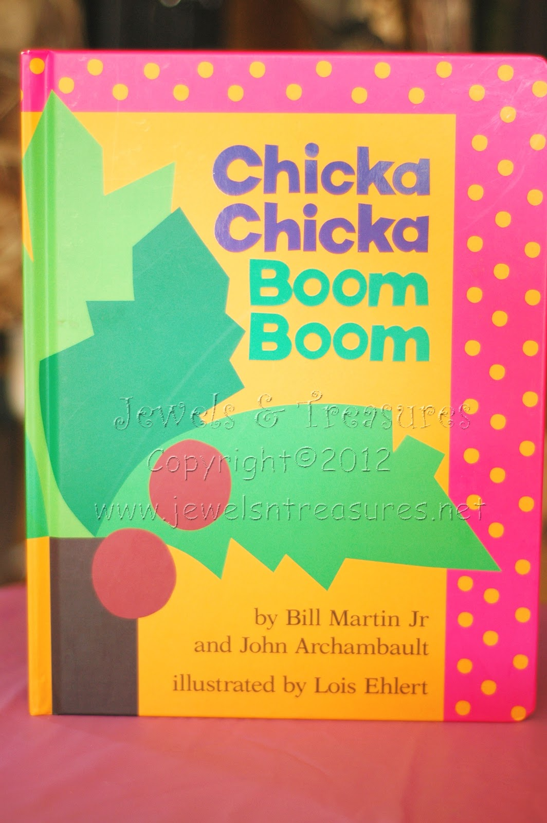 Jewels & Treasures: Chicka Chicka Boom Boom Birthday Party - photo#8