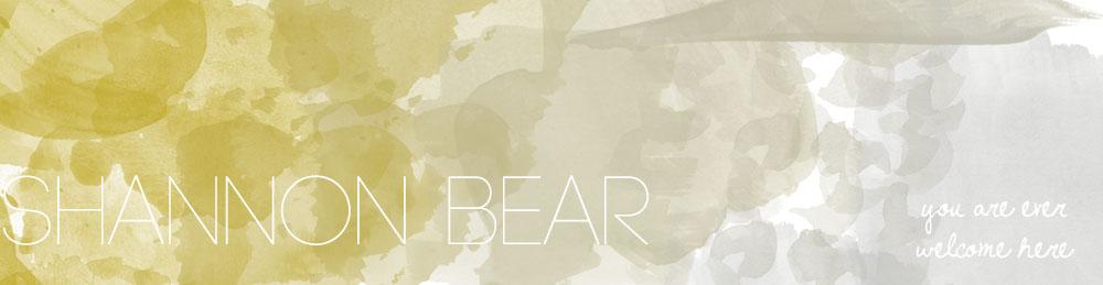 Shannon Bear