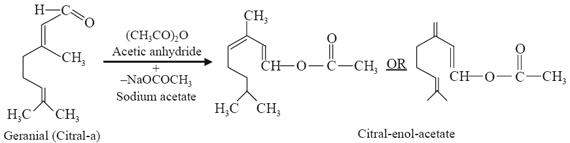 Citral-enol-acetate