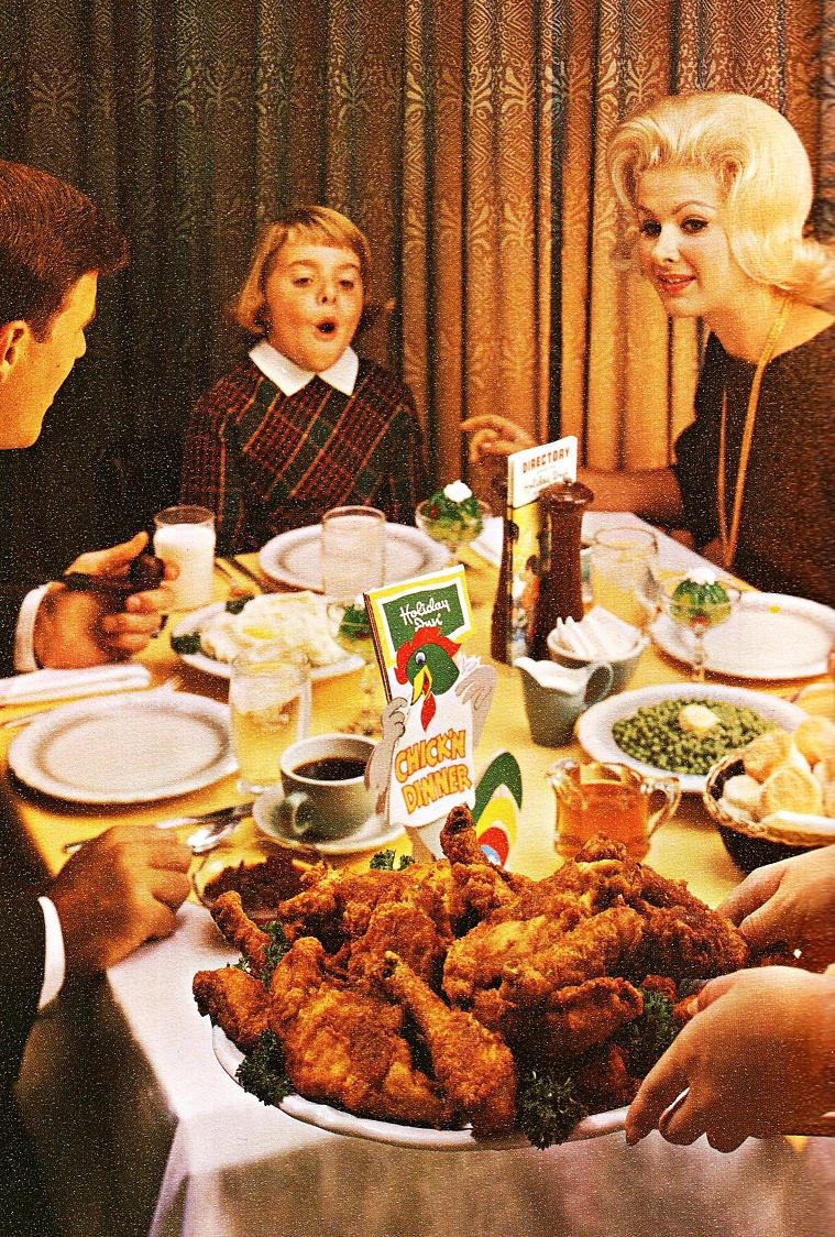 Family Dinner 1950s Stock Photos and Images  Alamy