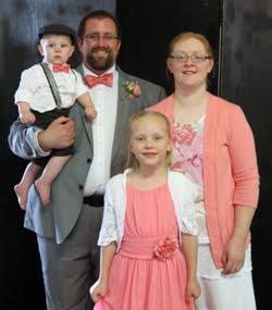 Tim and Brenda Albertson Family