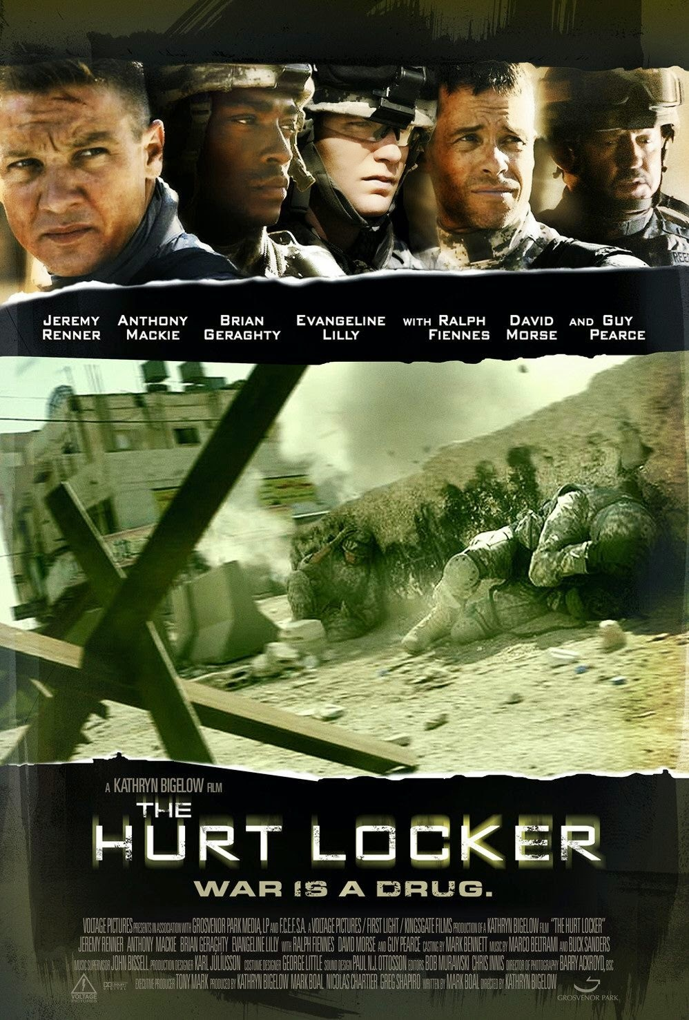 Cinextreme Reviews Und Kritiken The Hurt Locker Tödliches