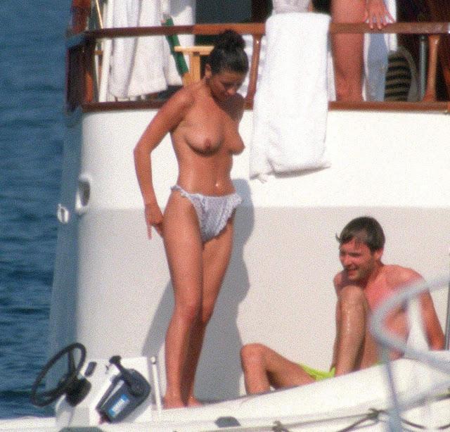 Katherine zeta jones bikini