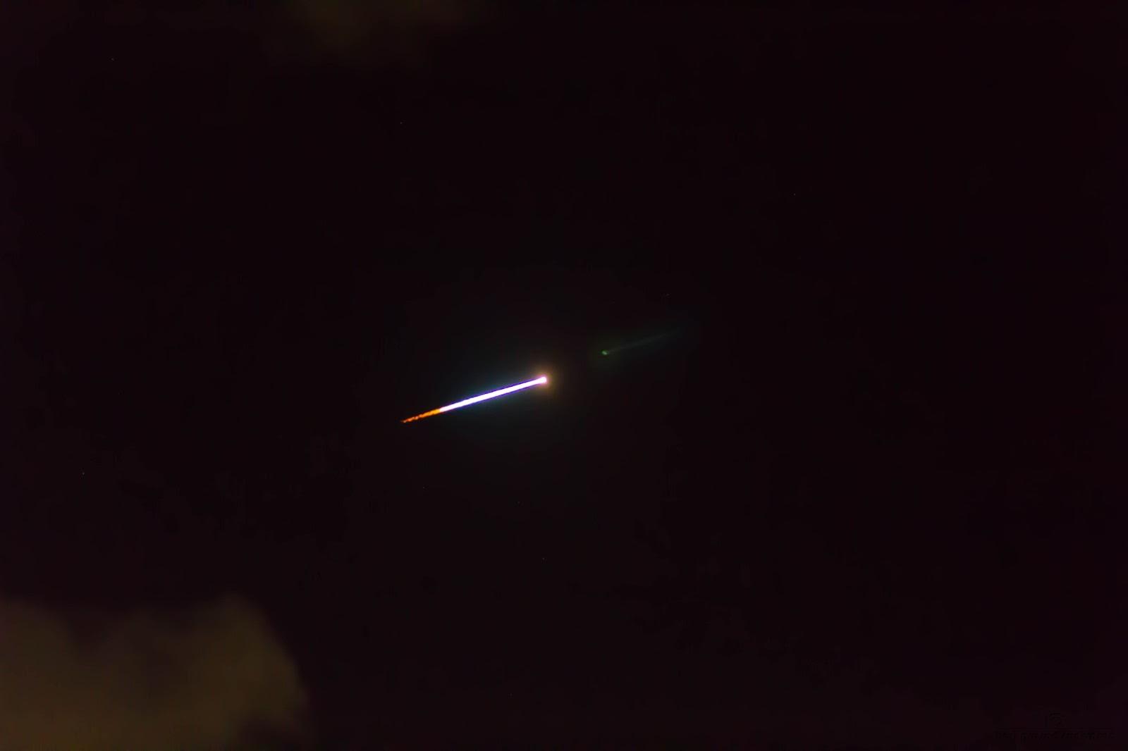 Image 1 - Meteor - Chennai, India, 16.October.2014 1.36 am IST