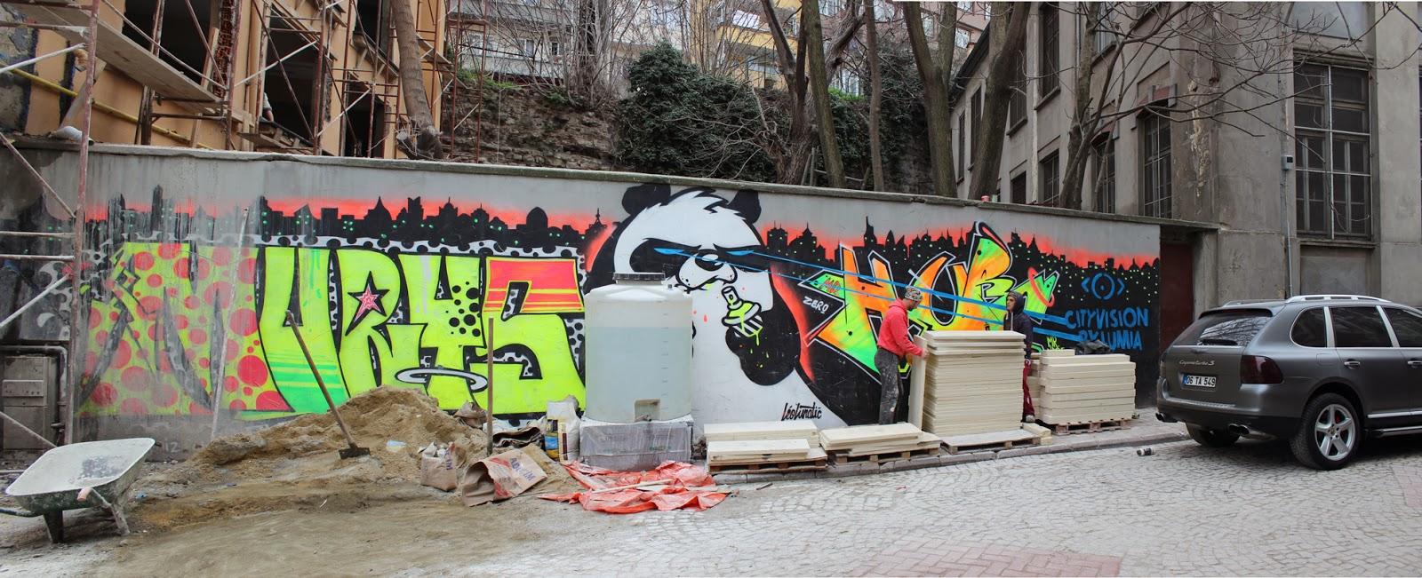 İstanbul Graffiti