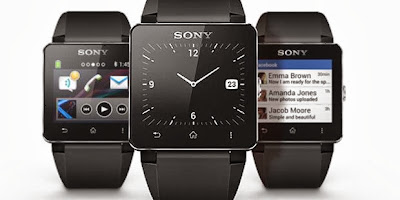 Android Watches Made in Sony