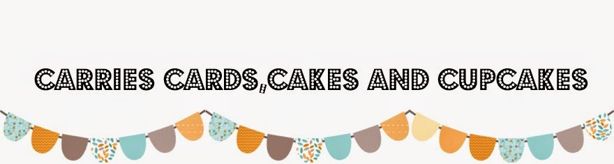 Carries Cards, Cakes and Cupcakes