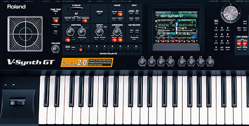 Roland V-Synth GT Version 2.0