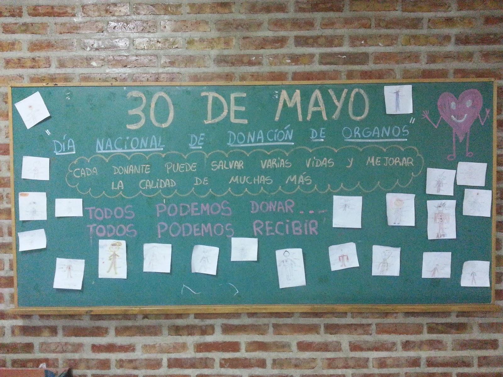 Escuela n 357 pichique lig maico o cartelera de la for Decoracion 25 de mayo nivel inicial