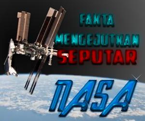 Fakta mengejutkan seputar NASA