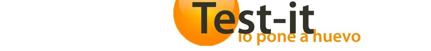 Test-it te lo pone a huevo