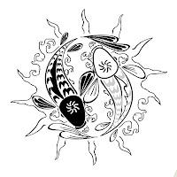 Zodiak Tattoos Gallery - Pisces Tattoo