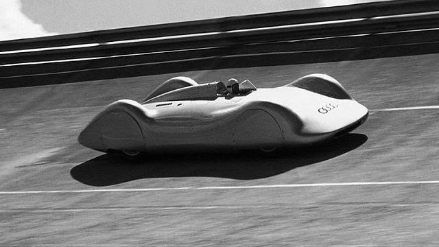 1937,Auto Union 16 silindir Streamliner racing car type C