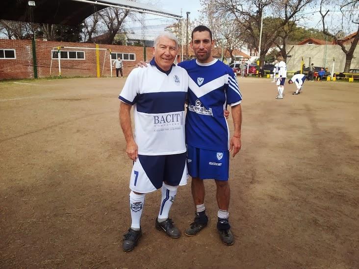 Juancito y Fabio