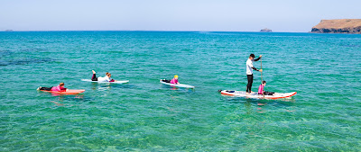 Wavehunters Surf School at Polzeath