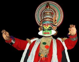Kathakali Pacha vesham