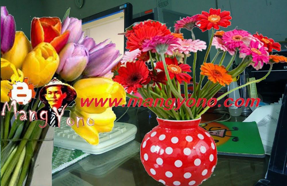 Tips Agar Bunga potong tidak cepat layu