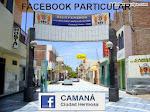 Camaná en Facebook