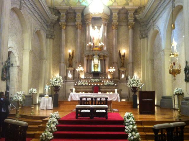 Casa florarte decoracion de iglesia sagrado corazon de for Decoracion de interiores monterrey