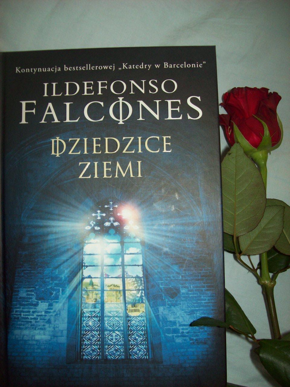 """""""Dziedzice ziemi"""" Ildefonso Falcones"""