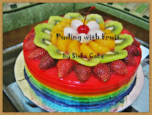 Puding With Fruit