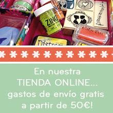 ¡Tienda online!