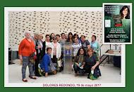 DOLORES REDONDO, 19/05/2017