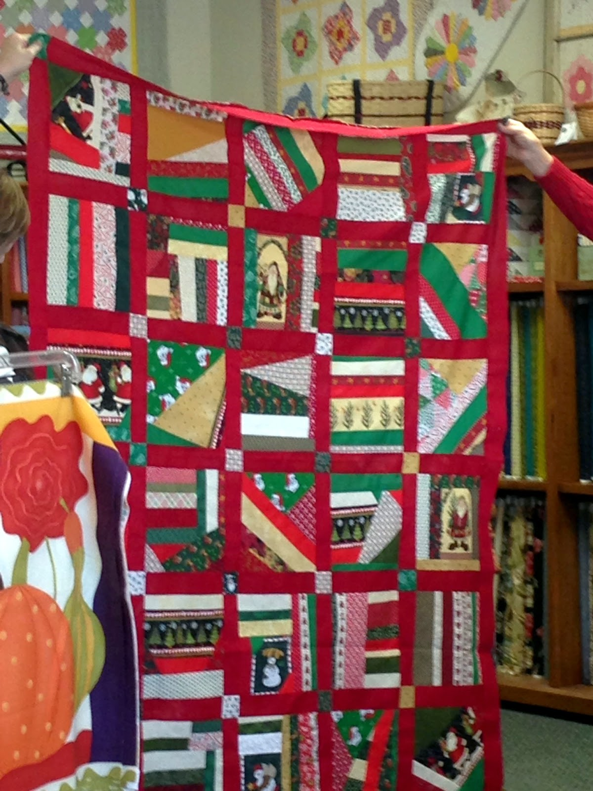 Attic Window Quilt Shop: ALL KINDS OF QUILTS AT SHOW-N-TELL : kinds of quilting - Adamdwight.com