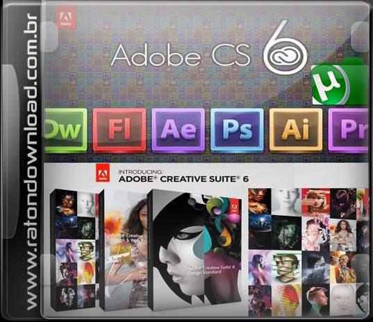 adobe creative suite cs6 torrent