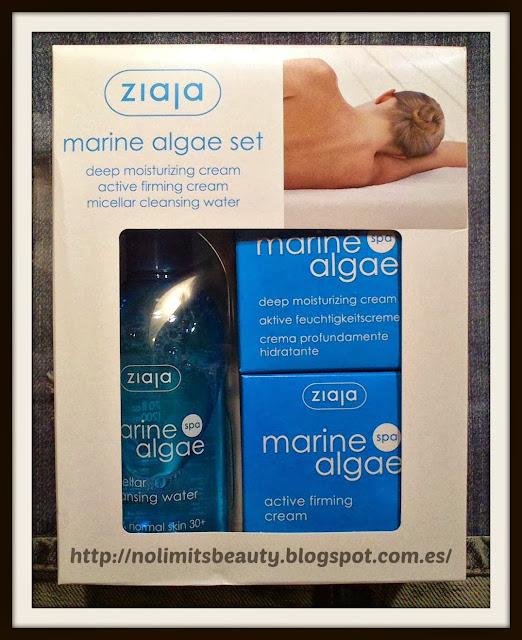 Ziaja - Marine Algae Spa Set