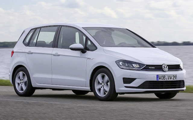 VW Golf Sportsvan 1.0 TSI 2016