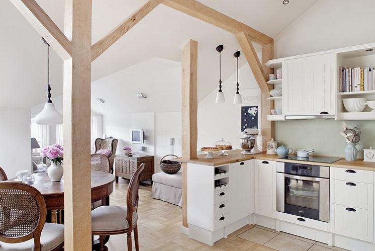 Espacios unificados cocina sal n comedor p gina 2 vogue - Unir cocina y salon ...