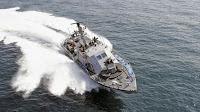 Super Dvora Mk III patrol boat