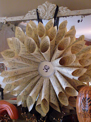 Make a Sheet Music Wreath
