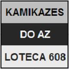 KAMIKAZE LOTECA 608 - MINI