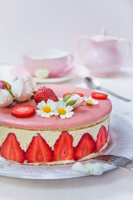 tarta-fresas-crema-pastelera-mantequilla
