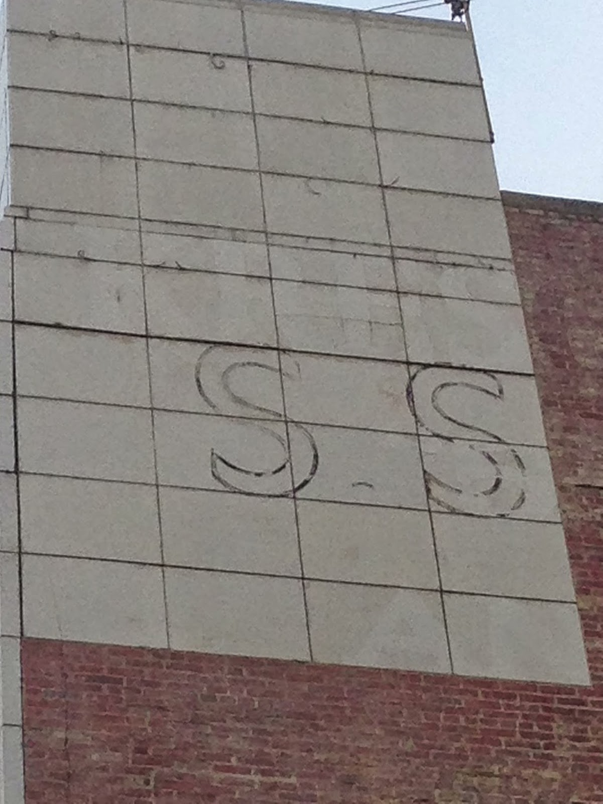 Faded Hints Of The Past Series Baltimores Five And Dime Store