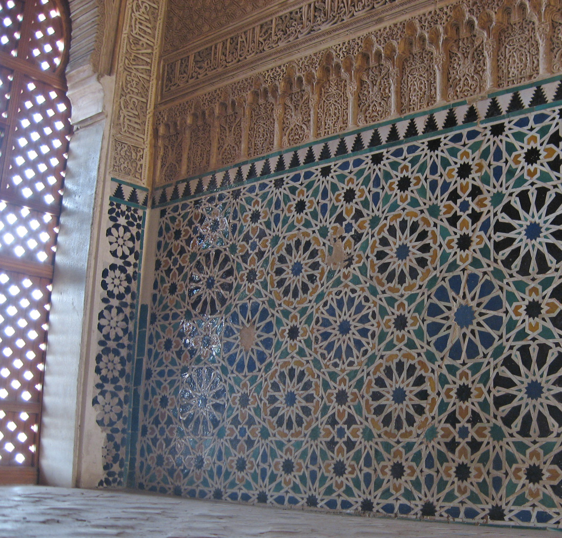 Decimalswhats the point tessellationse they math the alhambra in granada spain google images dailygadgetfo Images