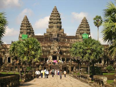 angkor cambogia unesco