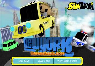 Sim Taxi - New York