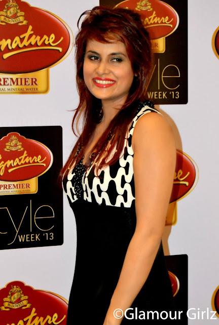 model Arya Banerjee